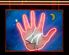 IMG_0740-Edit (exceptionaleye) Tags: california palmreading palmist color canon canong10 sandiego oldtownsandiego oldtown neon nightphotography night nightphotograph nightphoto neonsign neonhand nightneon exceptionaleye