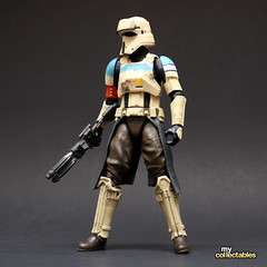 Rogue One Black Series Scarif Stormtrooper (MyCollectables.ca) Tags: mycollectables actionfigures actionfigure toys toy starwars stormtrooper rogue one scarif battlefront
