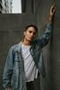 Edward (DeniseLives) Tags: boy cute cuteboy jeanjacket model portrait portraits nikon nikond600 35mm 35mm18 35mm18g city florida miami
