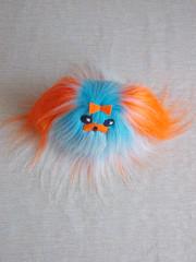 Plush dog_ fluffy dog_fuzzy dog_ furry dog_ small dog_childrens dog_stuffed dog_ blue orange dog_6 (Eli Rolandova) Tags: plushdog fluffydog fuzzydog furrydog furdog smalldog childrenstoy childrensdog stuffedtoy stuffeddog plushstuffedsmalldog blueorangedog ahndmadedog kawaiidog kawaiiplushies pillowsrollanda