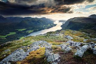 Årvågfjorden