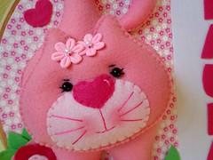 Detalhe .. (Gaia Artesanatos) Tags: gaia decorao gatinho gatinha quadrinho quartodecriana enfeitedeporta enfeitedematernidade gatinharosa gaiaartesanatos decoraodoce gatinharosto