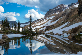 Lake Ingalls, Washington