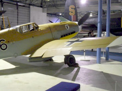"Messerschmitt Bf109G (5) • <a style=""font-size:0.8em;"" href=""http://www.flickr.com/photos/81723459@N04/9247640259/"" target=""_blank"">View on Flickr</a>"