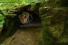 La grotte de l'Ermitage, dans le massif de la Serre - Moissey (francky25) Tags: de la jura le franchecomté dans grotte massif serre lermitage moissey