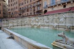 Fonte Gaia (Mr.Dare) Tags: italy fountain italia tuscany siena toscana fonte piazzadelcampo