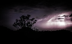 Lightening Storm, Wilpena Pound (shashin62) Tags: nature australia outback southaustralia flindersranges