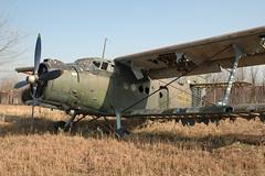DSC_0645 (Proplinerman) Tags: aircraft biplane nanchang antonov antonov2 propliner y5 chinaaviationmuseum chineseairforce nanchangy5 datanshang