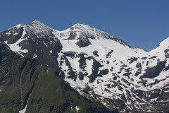 Sonnenwelleck and Fuscherkarkopf (Ari_Sarah_Erik_Leifur) Tags: mountain austria fuscherkarkopf grosglocknerhochalpenstrase sonnenwelleck