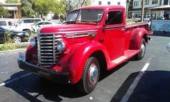 Diamond T Pickup Truck -1949 (MR38) Tags: truck t pickup diamond 1949