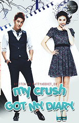 My Crush Got My Diary (Maynard Arellano) Tags: kim diary cover crush request kpop kimsoeun soeun kimbum kimsangbum sangbum wattpad