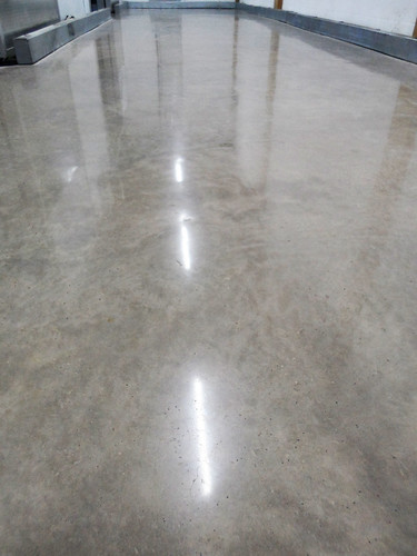 DiamondFlor™ Aldi polished concrete 5