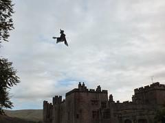 heks witch Muncaster Castle halloween (Gerard Stolk (vers l'Angleterre)) Tags: halloween witch engeland hallowee heks muncastercastle