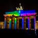 Brandenburg Gate, Festival of Lights