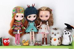 Jette, Imina & Lola