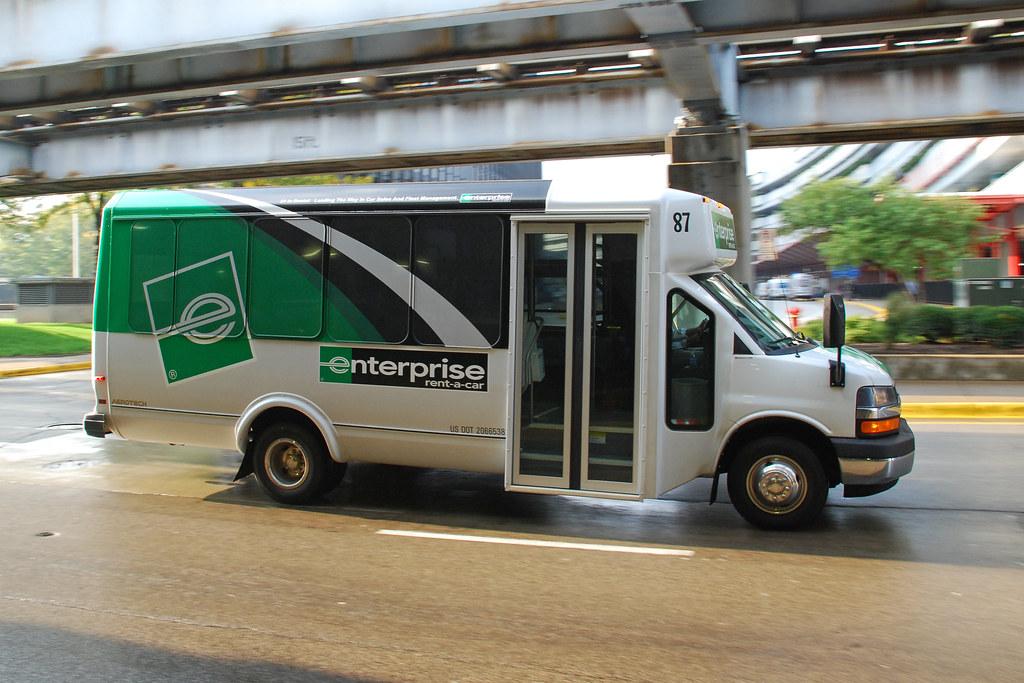 Enterprise Rent Car Dulles Airport