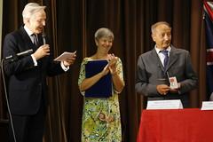 Ambassador Prentice, Anita Krol, Antonio Millozzi