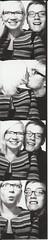 #1 28.09.13 (schlechteIdee) Tags: blackandwhite bw berlin analog retro fotoautomat sequenz