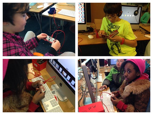 Makey Makey in Technology