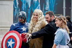 Lucca Comics and Games 2013 (andrea.prave) Tags: game america comics movie cosplay alice manga games lucca comix fumetti cosplayer wonderland wolverine 漫画 komisch capitano capitan costumi コスプレ khaleesi cómico sabretooth 祭り 节日 фестиваль historietas マンガ פסטיבל comique luccacomicsandgames telefilm コミック 2013 victorcreed مهرجان 滑稽 tegneserier קומיקס رسوم bandesdessinées מנגה 香椿 φεστιβάλ コスプレイヤー تون комический комиксы pravettoni косплей komisk daenerystargaryen קומי манга 角色扮演者 andreapravettoni فكاهي красноедерево κόμικσ gameofthrone קוספליי tronodispade هزلية المانجا تأثيري косплеер andreaprave