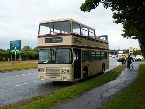 Dreadnought Coaches A146 OFR