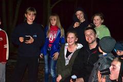Biwak smołdziński las 19-20.10.2013
