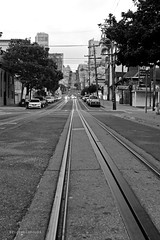 San Francisco (fiorebianco84) Tags: sanfrancisco california street bridge panorama usa america landscape strada unitedstatesofamerica goldengatebridge baybridge cablecar vicolo paesaggio