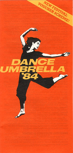 Dance Umbrella 1984