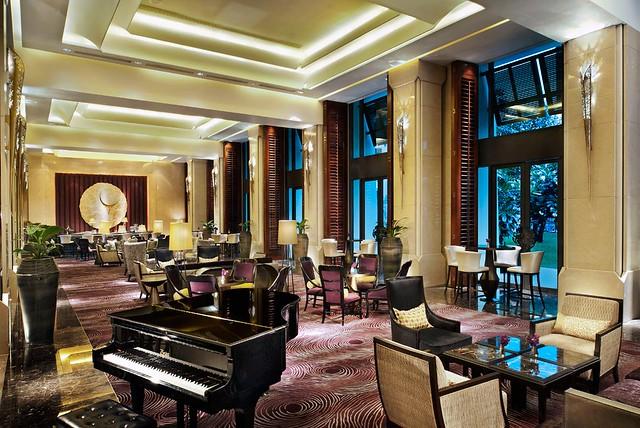 バンコクの高級ホテル:サイアム ケンピンスキー ホテル バンコク