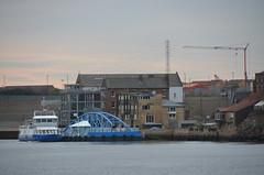 North Shields Fish Quay (scuba_dooba) Tags: sea fish mouth river boat fishing north tyne quay wear trawler shields
