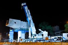 Bok Seng Liebherr LTM1500 (ChesterLeeWC) Tags: mobile concrete crane viaduct heavy lifting liebherr ltm1500