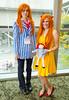 014 (Fearless Zombie) Tags: seattle anime fun washington cosplay neongenesisevangelion con asuka geeky fujimoto ggc costumeplay washingtonstateconventioncenter evengelion ponyo asukalangleysoryu asukalangley geekgirlcon geekgirlcon2013 ggc2013