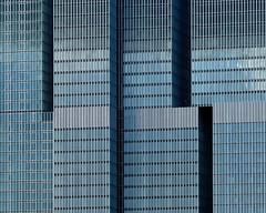 De Rotterdam (ohank1951) Tags: netherlands architecture skyscraper rotterdam nederland remkoolhaas oma koolhaas kopvanzuid architectuur wilhelminakade wolkenkrabber derotterdam wilhelminapier hoogbouw ef24105mmf4lisusm manhattanaandemaas mainport canoneos1100d