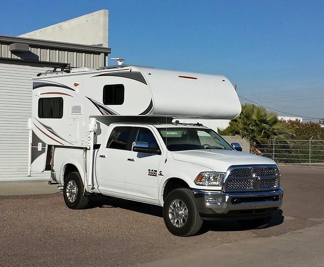 2014ram3500truck lance865camper