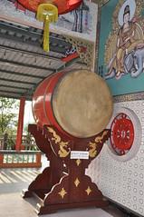 Prayer drum (oldandsolo) Tags: drum buddhism kotakinabalu buddhisttemple sabah taoism chinesetemple houseofprayer malaysianborneo buddhistshrine taoisttemple eastmalaysia percussioninstrument taoistshrine yabi prayerdrum jessleton buddhistfaith puhtohtzetemple religiousdrum taoistfaith puhtohtzechinesebuddhisttemple