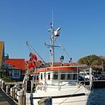 Breege (Rügen) - Fischerboot im Fischerhafen thumbnail