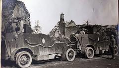 AL25_000096 (San Diego Air & Space Museum Archives) Tags: france wwi worldwari worldwarone greatwar firstworldwar armoredcar armouredcar frencharmy thegreatwar armedeterre armeedeterre jamesfaye