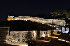 Suwon Hwaseong Fortress (HDH.Lucas) Tags: architecture night landscape culture korea cannon hdr