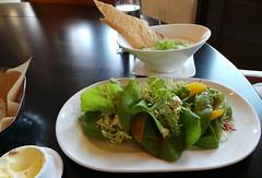 Markham's salad
