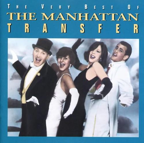 The Very Best Of Manhattan Transfer image