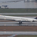 N935DN - 1996 build McDonnell-Douglas MD90-30, rolling for departure on Runway 08R at a cold, damp Atlanta