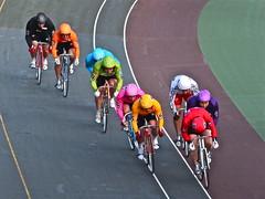 Nara Keirin, Nara, Japan. (kinkicycle.com) Tags: sport japan track fixed fixedgear nara keirin trackcycling