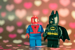 19/365 | project.365 (NT | www.iniley.com) Tags: man love project miniature hands day heart lego super valentine hero 365 hold