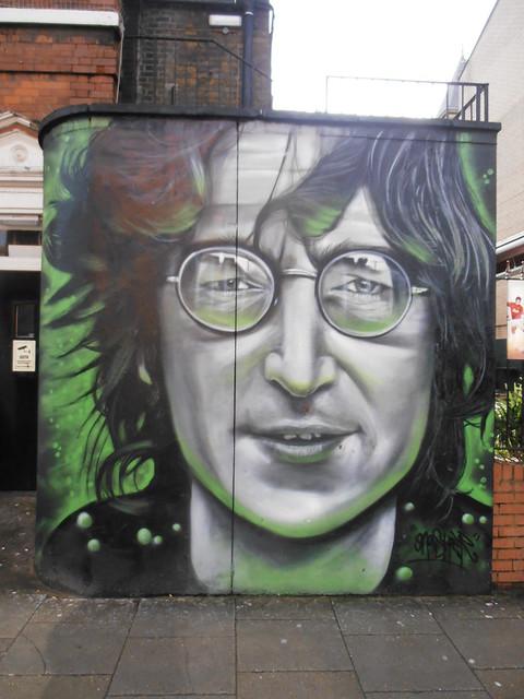 Thumbnail for London Street Art