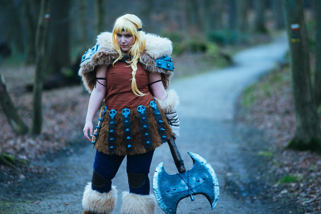astrid vikings how to train your dragon