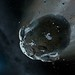 """Artist's view of watery asteroid • <a style=""""font-size:0.8em;"""" href=""""http://www.flickr.com/photos/35150094@N04/12761096875/"""" target=""""_blank"""">View on Flickr</a>"""