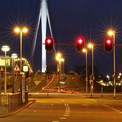 To the Bridge (@noutyboy (Instagram)) Tags: longexposure bridge holland macro netherlands colors night canon is utrecht nightshot traffic nacht nederland thenetherlands 100mm le l 28 f28 prinsclausbrug amsterdamrijnkanaal 550 nout 550d canon100mm28lismacro eos550d noutyboy