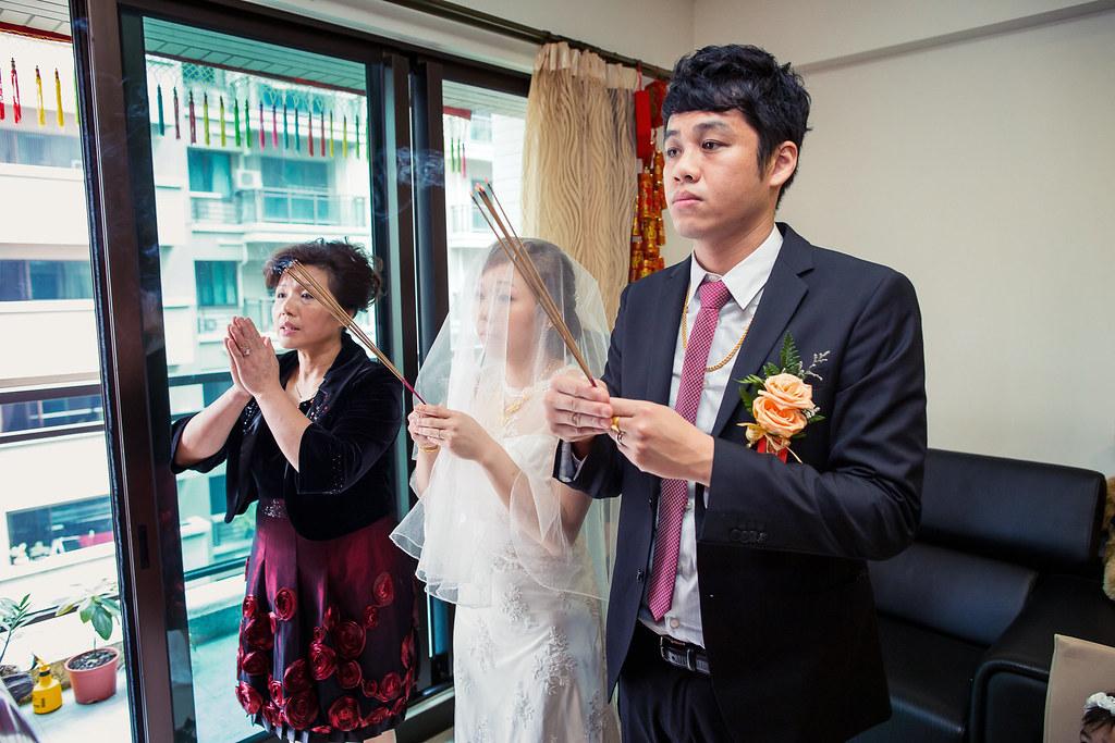 士銘&睿芯Wedding-044