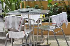 Drying out (Roving I) Tags: restaurants laundry malaysia kualalumpur washing drying teatowels