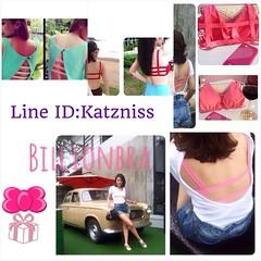 #InstaFrame#YourMoments Billionbra แบบ2สาย /3สาย สีสันมากมายให้เลือก สอบถามเพิ่มเติม Add Line:Katzniss / 0818363036  วิธีการชำระเงินและรับของ โอนเงินเข้าที่ธนาคารกสิกรไทย บัญชี 7772118818 ชื่อ แคทรียา นิภามณี /ออมทรัพย์ สาขาเอสพละนาดรัชดาภิเษก เมื่อโอนแล้
